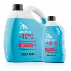 DYNAMAX SCREENWASH -40 1L